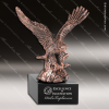 Click this Image to visit the    Bronze Eagle Sculpture Trophy Awards category.