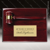 Click this Image to visit the   Presidents Gavel Plaques category.