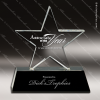 Click this Image to visit the  Star Shaped Crystal Awards category.