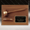 Click this Image to visit the     Walnut Gavel Plaques category.