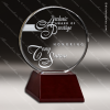Click this Image to visit the    Wood Accented Crystal Awards category.
